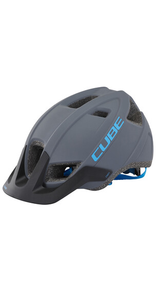 Cube CMPT hjelm grå